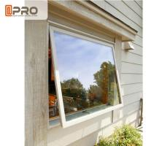 Buy cheap Custom Made Aluminum Awning Side Hung Window Moisture Resistance side hung window bottom hung window double hung product