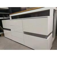 Buy cheap Contemporary Compressed Particle Board TV Stand Formaldehyde Free Material product