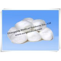 China Medical Disposable First Aid Cotton Wool Ball Liquid Absorbent wholesale