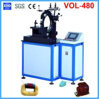 Buy cheap high efficiency coil winding machine product