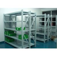 Buy cheap L2000*W450 Steel Storage Shelves / Adjustable Metal Shelves Anti Rust product