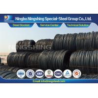 Buy cheap 42CrMo4 / 1.7225 Alloy Steel Bar Steel Wire Rod Φ5.5M - 36mm product