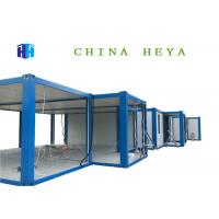 Buy cheap Prefabricated Container Living Quarters Farmhouse Modular Home Floor Plans product
