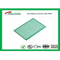 Buy cheap Double Side  Electronics co  PCB with Plating Outline 35um copper product
