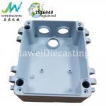 Buy cheap Professional Custom Aluminium Pressure Die Casting Box Shot Blasting / CNC Machining Surface product