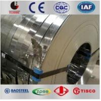 Buy cheap 317,317L,321,321H, 329,347,347H Stainless Steel Strips for petroleum / food product