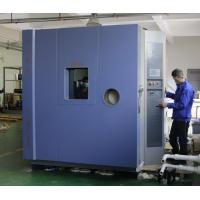 China Temperature and Humidity Altitude Test Chamber with Polyurethane Rigid Foam Insulation on sale