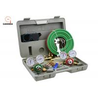 Buy cheap Harris Type Welding Tools And Equipment , Portable Cutting And Welding Kit product