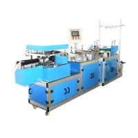 Buy cheap High Speed Automatic Plastic PE / Non woven Bouffant Cap Making Machine product