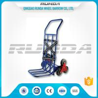 Buy cheap Foldable Toe Plate Convertible Dolly Cart 28x1.0mm Tube Thickness Six Tyers product