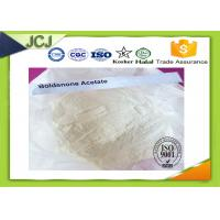 Buy cheap Aptidão das hormonas de CAS 2363-59-9 do pó de Boldenone do acetato de Boldenone do ganho do músculo product