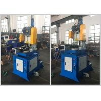 Buy cheap Semi Automatic Ss Pipe Cutting Machine , Pipe Cutting Saw Machine Easy Operation product