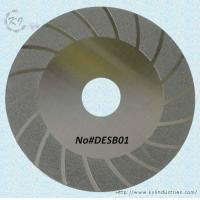 Buy cheap Electroplated Cutting & Grinding Blades for Glass - DESB01 product