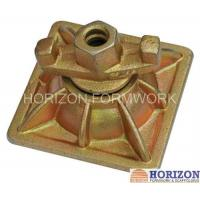 Buy cheap Articulated Flange Tie Rod Wing Nut Dywidag Thread To Fix Wall Formwork System product