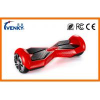 Buy cheap Red portable two wheel self balancing electric scooter Energy Saving product