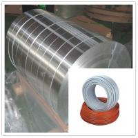 Buy cheap Cold Rolling Aluminum / Aluminium Strip 6063 6082 6A02 for Cable Shielding Materials product