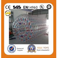 Buy cheap 2014 high quality inflatable water rolling ball product