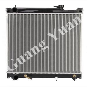 Quality 17700 77E30 / 77E10 Aluminum Suzuki Car Radiator For Engine Cooling DPI 2506 for sale