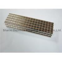 China NdFeB Magnetizing super strong magnets Hign Coercivity Corrosion Resistance wholesale