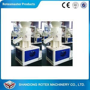 Buy cheap ROTEX MASTER flat die Wood Pellet Machine / saw dust pellet making machine product