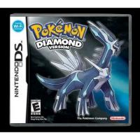 Buy cheap Nintendo Game Pokemon Diamond Version for DS/DSI/DSXL/3DS Game Console product