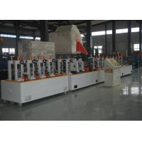 Buy cheap Fully Automation Pipe Making Equipment , Durable ERW Tube Mill ISO9001 Listed product