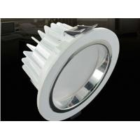 Buy cheap 30W - 40W Dimmable LED Downlight 80 CRI COB Down Light With RoHS product