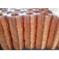 Buy cheap Durable Flat Bare Copper Wire , Carton Special Copper Electrical Wire Mini 1 Roll product