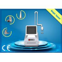 Buy cheap Powerful And Professional Co2 Fractional Laser Scar Removal Machine Rf Metal Tube product