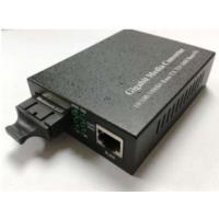 Buy cheap Network Fiber Optic Media Converter with Full-Duplex Flow Control product