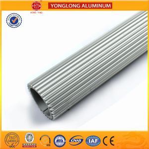 Buy cheap 6063 Aluminum extruded heat sink profiles Colour Shape Customize product