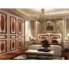 China  Modern Bedroom Armoire Wardrobe Closet , Cloth Storage Closet Almirah  for sale