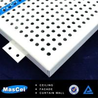 Buy cheap Perforated Metal Fence and andfice Ceiling Tiles product