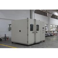 China Rapid Temperature Change Rate Climatic Test Chamber Water Cooled For Electric Products on sale