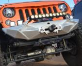 Buy cheap Jeep Wrangler JK Aggressive Front Bumper product