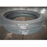 Buy cheap AISI ASTM  DIN CK53 BS060A52 XC 48TS Carbon Steel Forgings Rings Forging 3.1 Certificate product