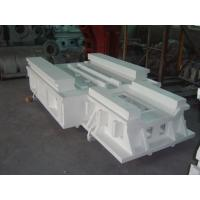 Buy cheap FC300 , GG30 , No.45 , HT300 Grey Iron Casting Machine Tool Bed Shot Blasting , Painting product