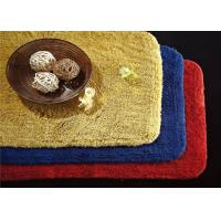 Buy cheap 5 Star Custom Embossed Hotel Bath Mats , Hotel Style Collection Bath Mat product