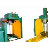 Buy cheap Low Carbon Wire Copper Drawing Machine With 750MPa Tensile Strength , LD-1/1000-8000 product