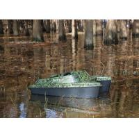 Buy cheap Deliverance camouflage sonar fish finder autopilot bait boat style radio control product