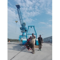 Buy cheap Mineral Port Digging Gold River Dredger Machine 10000m3/H product