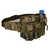 Buy cheap Unisex Hunting Trekking Running Military Fanny Pack Tactical Waist Bag product