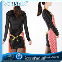 Buy cheap Restaurant women's/man's hot sell polyester and cotton bib custom apron from wholesalers