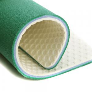 Buy cheap Eco Friendly Diamond PVC Vinyl Flooring Roll For Sport Court Flooring product