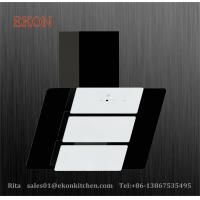 Buy cheap Black And White Painted Kitche 900mm Kitchen Cooker Hood product