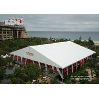 Buy cheap Fireproof Outside Party Tent product