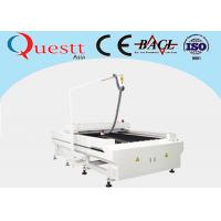 Buy cheap Water Cooling CO2 Laser Engraving Machine 1000Mm/S For Acrylic / Wood / Plastic from wholesalers