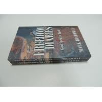 Buy cheap Softcover Books Printing Service Sewn binding For Entertainment / Education product