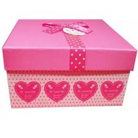 Buy cheap High End Paper Chocolate Box With Dividers / Candy Gift Box Glassy Finished product