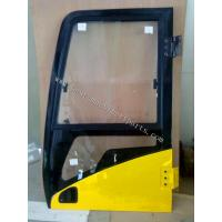 Buy cheap CAT 311 caterpillar excavator cabin door, operator cabin door product